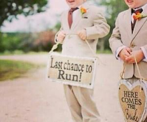 kids, wedding, and cute image