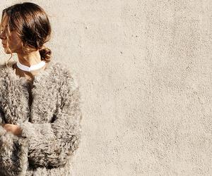 fashion, fur, and hair image