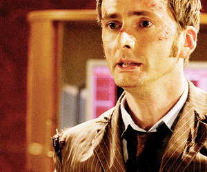 doctor who, the end of time, and hair image