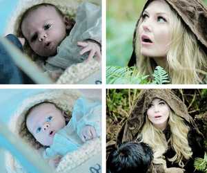 once upon a time, emma swan, and storybrooke image