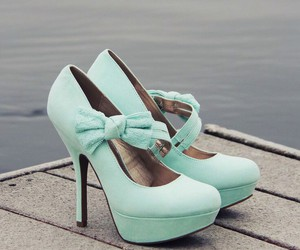 shoes, fashion, and mint image