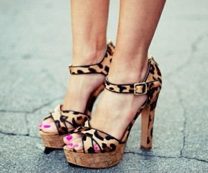 shoes, fashion, and heels image