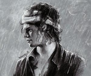 amazing, Harry Styles, and art image