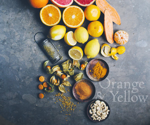 citrus, healthy, and lemon image