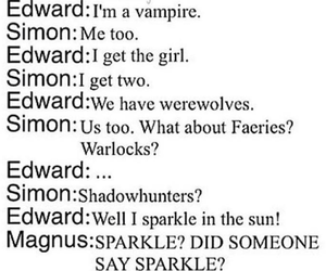 twilight, book, and funny image