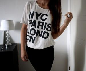 fashion, london, and girl image