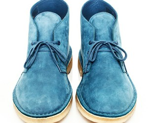 blue, boots, and indie image