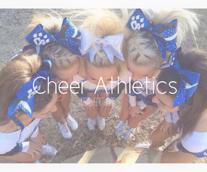 cheer athletics and justcheerthings image