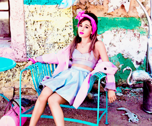 ariana grande and photoshoot image