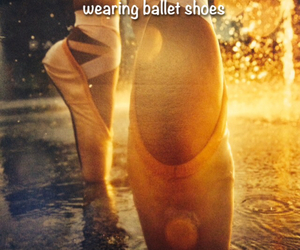 amazing, ballet, and Dream image