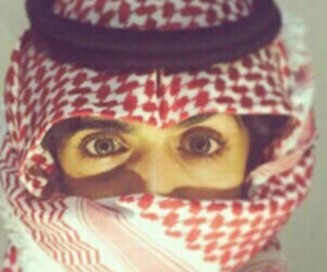 arab, eyes, and saudi arabia image