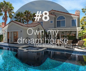 8, Dream, and house image