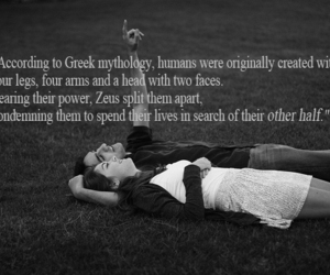 couple, quote, and love image