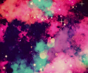 galaxy, girly, and pink image