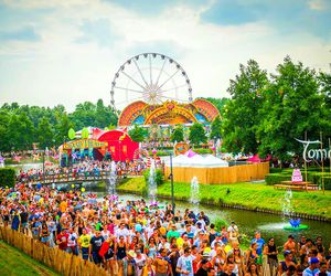 Belgica, Tomorrowland, and 2014 image