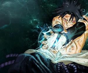 sad, sasuke, and sasuke uchiha image