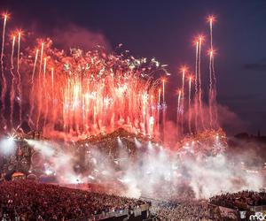 Tomorrowland, 2014, and awesome image