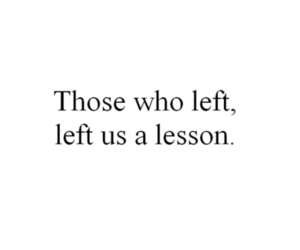 quote, lesson, and love image