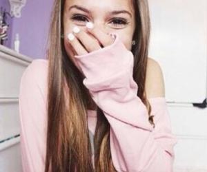 girl, tumblr, and pretty image