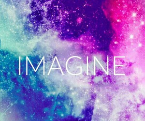 galaxy and imagine image