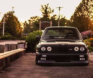 bmw and e30 image