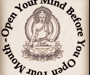 mind, quotes, and Buddha image