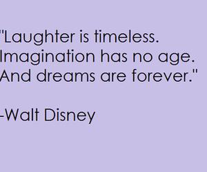 quote, disney, and Dream image
