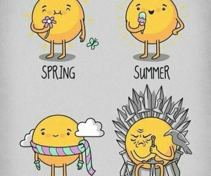 winter, summer, and spring image