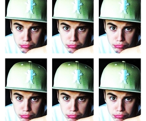 funny face, justin bieber, and cute image