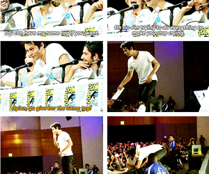 dylan o'brien, teen wolf, and sweet image