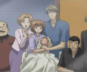 anime, family, and itazura na kiss image