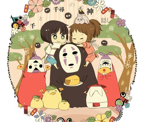 spirited away, anime, and ghibli image