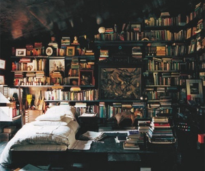 books, hipster, and cute image