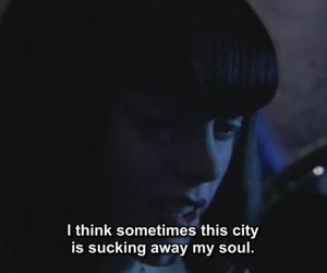 city, soul, and grunge image