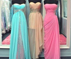 party, pink, and Prom image