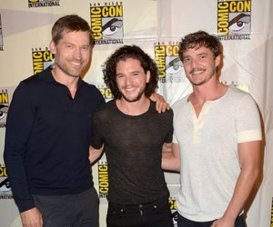kit harington, game of thrones, and pedro pascal image