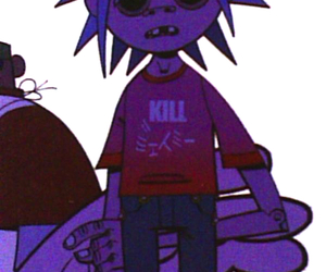 gorillaz and cute image