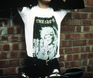 the smiths, bike, and morrisey image