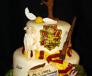birthday, cake, and elfo image