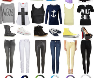 fashion, cute, and ideas outfit image