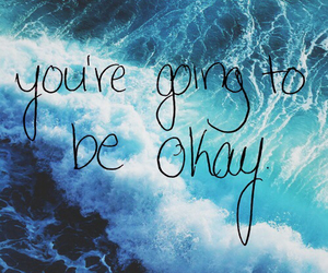 quotes, okay, and ocean image