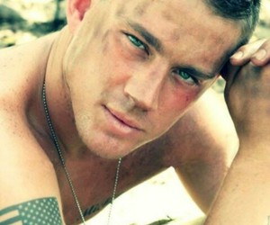 actor, hollywood, and channing tatum image