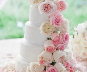 wedding, beautiful, and flowers image