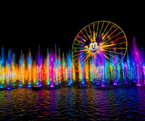 disneyland and walt disney image