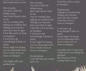 Lyrics, 5 seconds of summer, and 5sos image