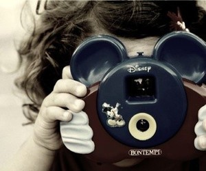 disney, camera, and child image