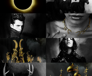 shadow and bone, siege and storm, and ruin and rising image