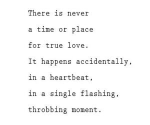 quote and true love image