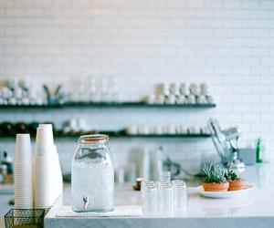 interior design and cafe image