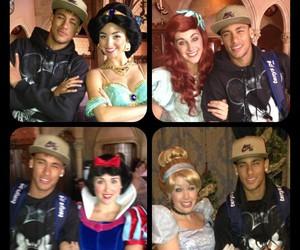 neymar and disney image